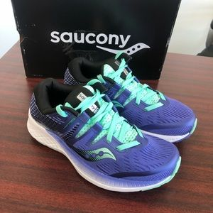 saucony ride iso Size 6 womens